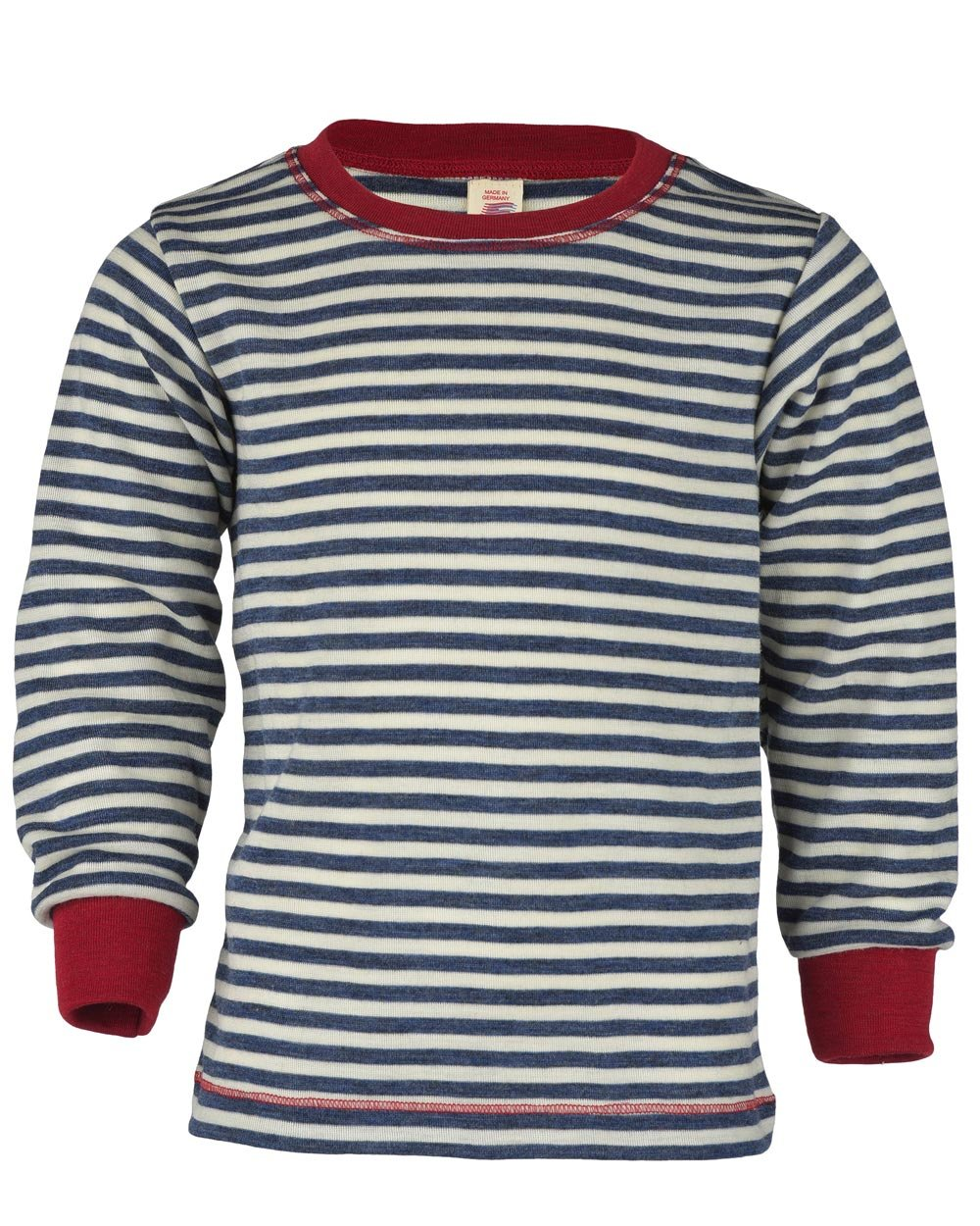 Engel Sweater 100% Merino Wool Children boy Girl Thermal Shirt Pajama Top Organic 42 7610