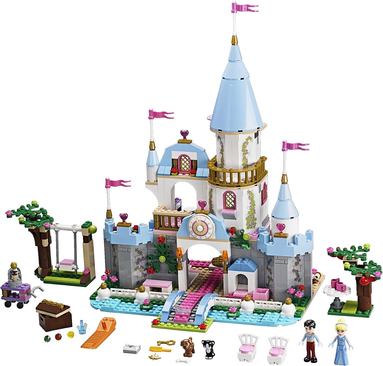 LEGO Disney Princess 41055 Cinderellas Romantic Castle