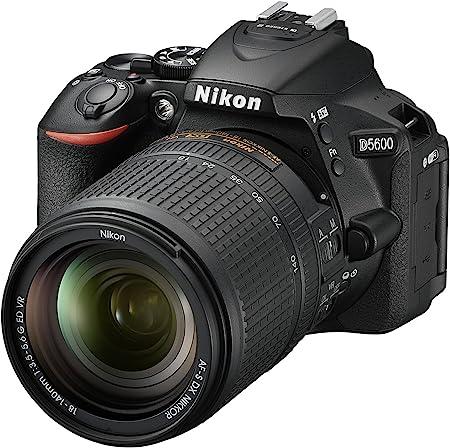 Oferta amazon: Nikon D5600 - Cámara réflex de 24.2 MP (pantalla táctil de 3