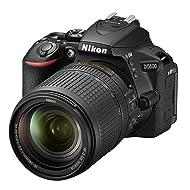 D5600 DX-Format Digital SLR w/AF-S DX NIKKOR 18-140mm f/3.5-5.6G ED VR