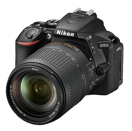 Nikon D5600 18-140/3.5-5.6 AF-S DX Nikkor G ED VR: Amazon.es ...