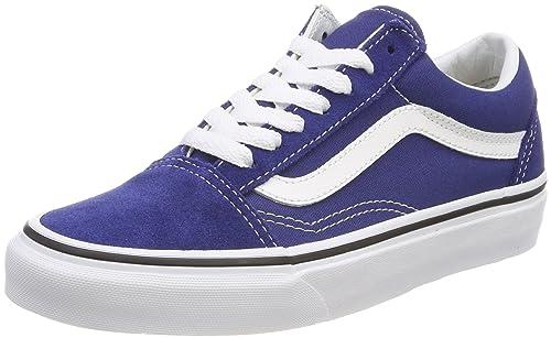 Vans Authentic, Zapatillas Unisex Adulto, Azul (Estate Blue/True White Q9w), 41 EU