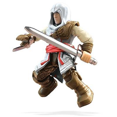 Mega Construx Heroes Ezio Building Set: Toys & Games