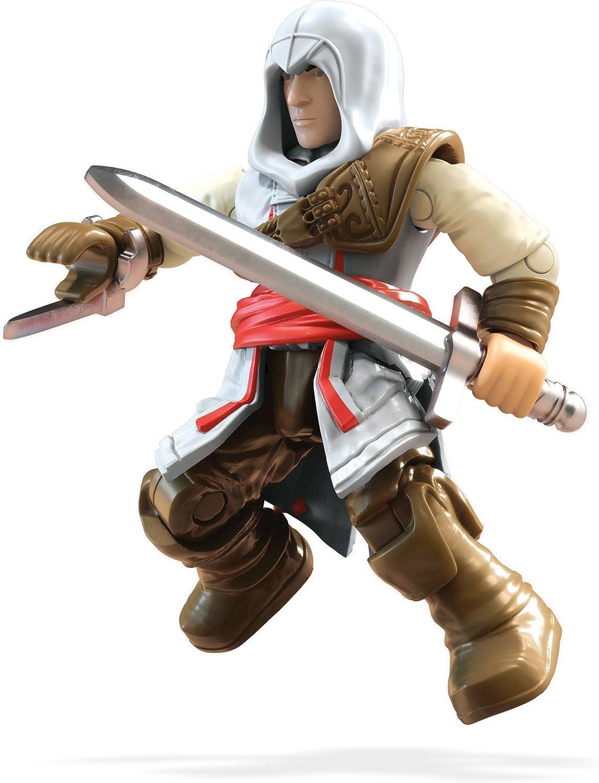 New Mega Construx Series 4 Assassin/'s Creed Ezio GBG37 Quick Ship
