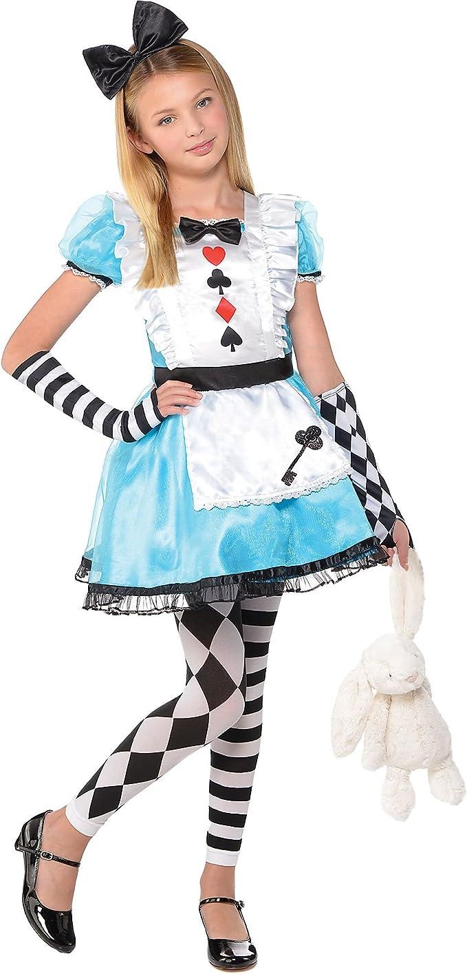 Bristol Novelties Costume Alice pour Enfant
