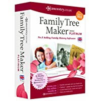 Family Tree Maker 2012 Platinum Edition (PC)