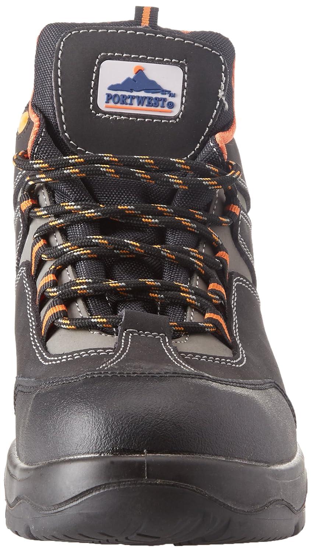 reputable site 29e51 b177d Portwest FC60 Operis Paire de chaussures montantes S3 Pointure 37, 46, noir