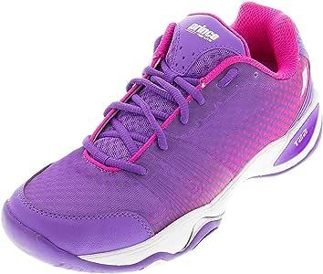 Prince T22 Lite Mujer Zapatillas de Tenis, Color - Morado y Rosa ...