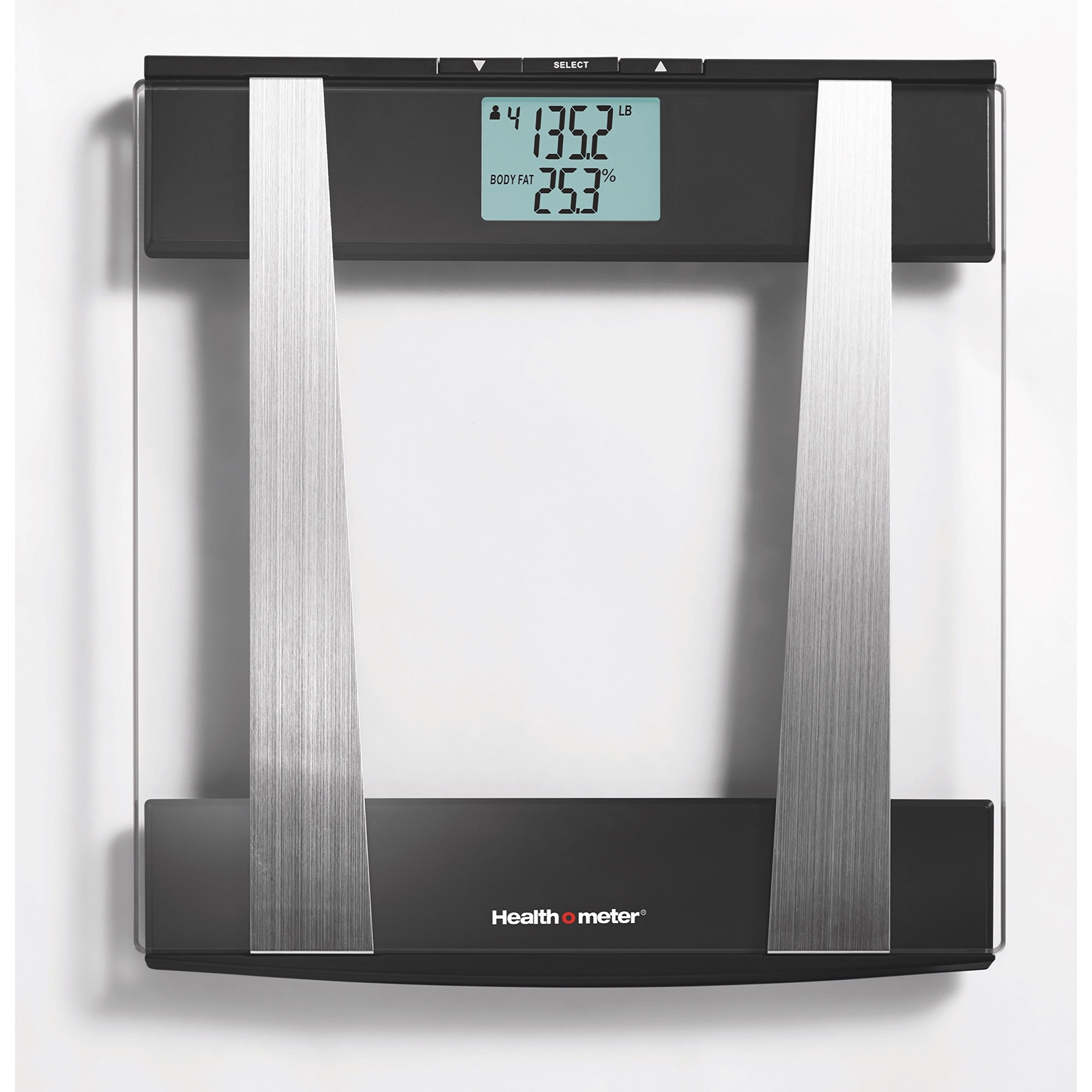 Health-o-Meter BFM145DQ-63 Digital Scale, Silver