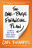 The One-Page Financial Plan: A Simple Way to Be Smart About Your Money