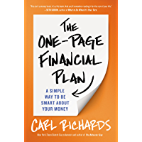 The One-Page Financial Plan: A Simple Way to Be Smart About Your Money (English Edition)