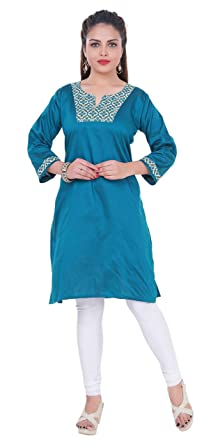 a216c39ffd58f Tera Fab Studio Other Kurta: Amazon.in: Clothing & Accessories