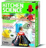 (Ship from USA) New Kitchen Science Kit Educational Boys and Girls Ages 8-15 Yrs. 6 Experiments /ITEM#H3NG UE-EW23D199786