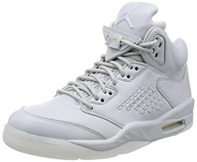 AIR JORDAN 5 RETRO PREM mens basketball shoes 881432-003 Size 8 D(M d709830b4