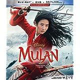MULAN (LIVE ACTION) - 2-DISC BD BILINGUE [Blu-ray] (Bilingual)