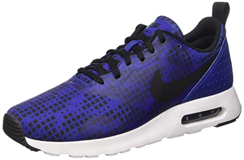 quality design 85df0 265ff Nike Air Max Tavas Print, Scarpe da Corsa Uomo, Multicolore (Deep Royal Blue