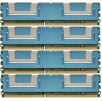 NEW 8GB 4-Core 1st Gen NOT FOR PC PC2-5300 ECC FB DIMM Apple Mac Pro 4X2GB