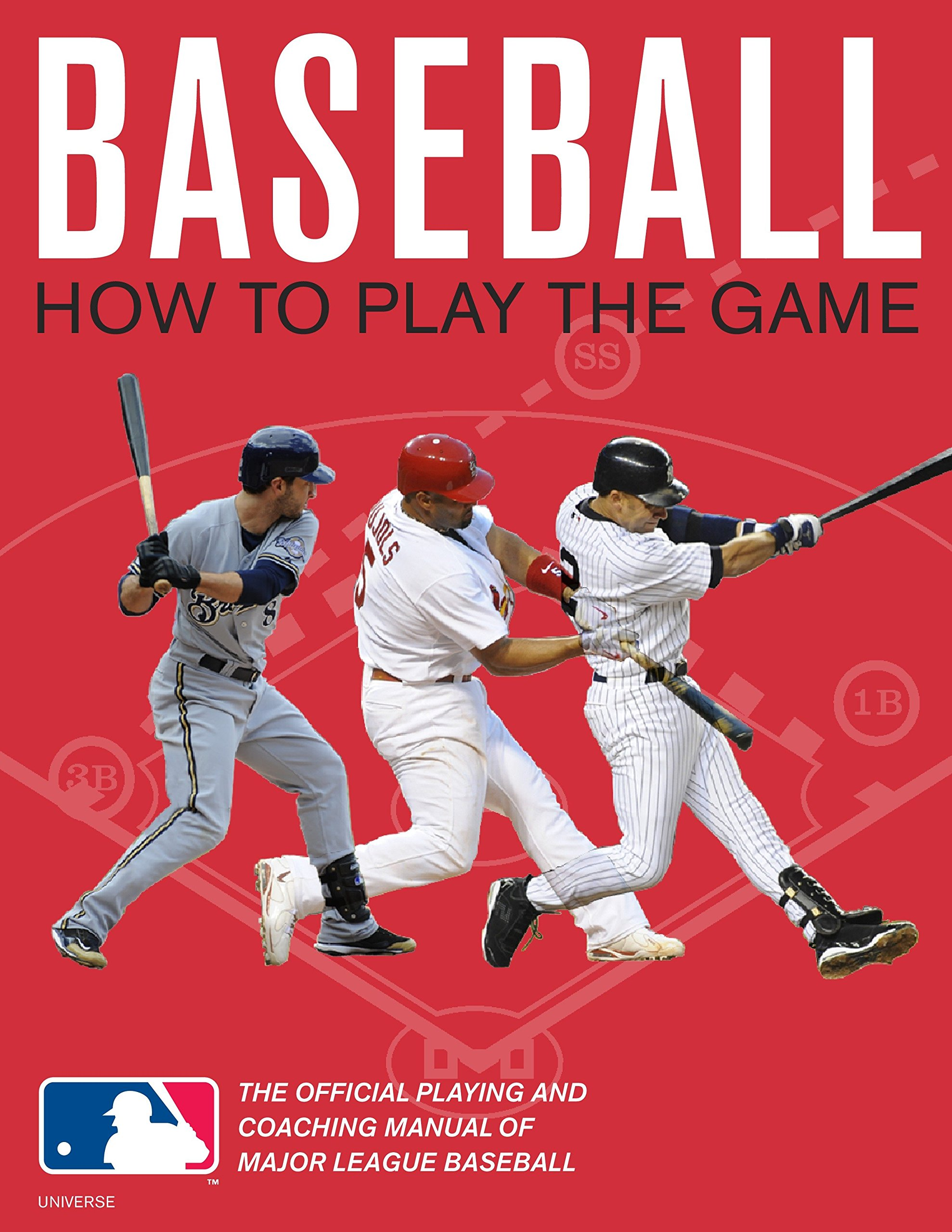 Baseball: How To Play The Game: The Official Playing and