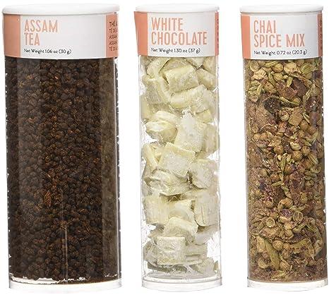 Chai Latte Tea Blending Kit - Tea it Yourself