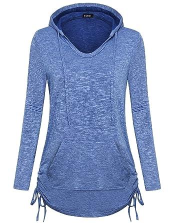 c3faed7db96 SUNERLORY Plus Size Women Sweatshirts