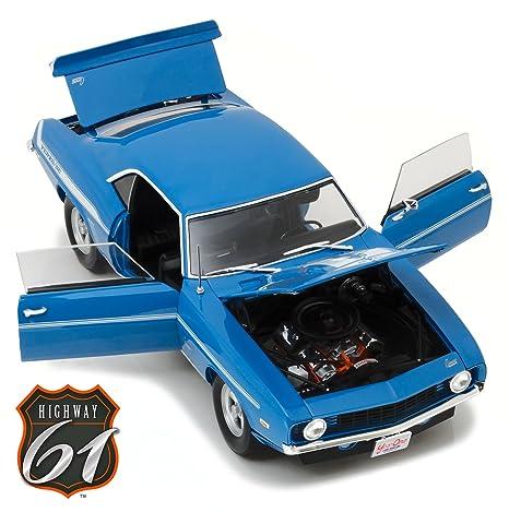 Highway 61 1969 Chevrolet Yenko Camaro 1//18 2 Fast 2 Furious 2003