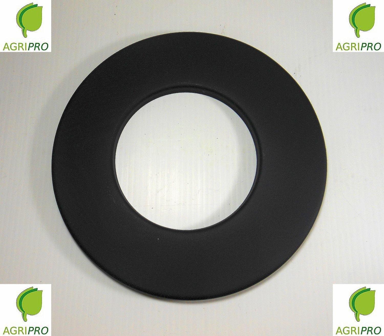 Tubo de evacuación de gases circular, diámetro de 80 mm, para estufa de pellets: Amazon.es: Bricolaje y herramientas