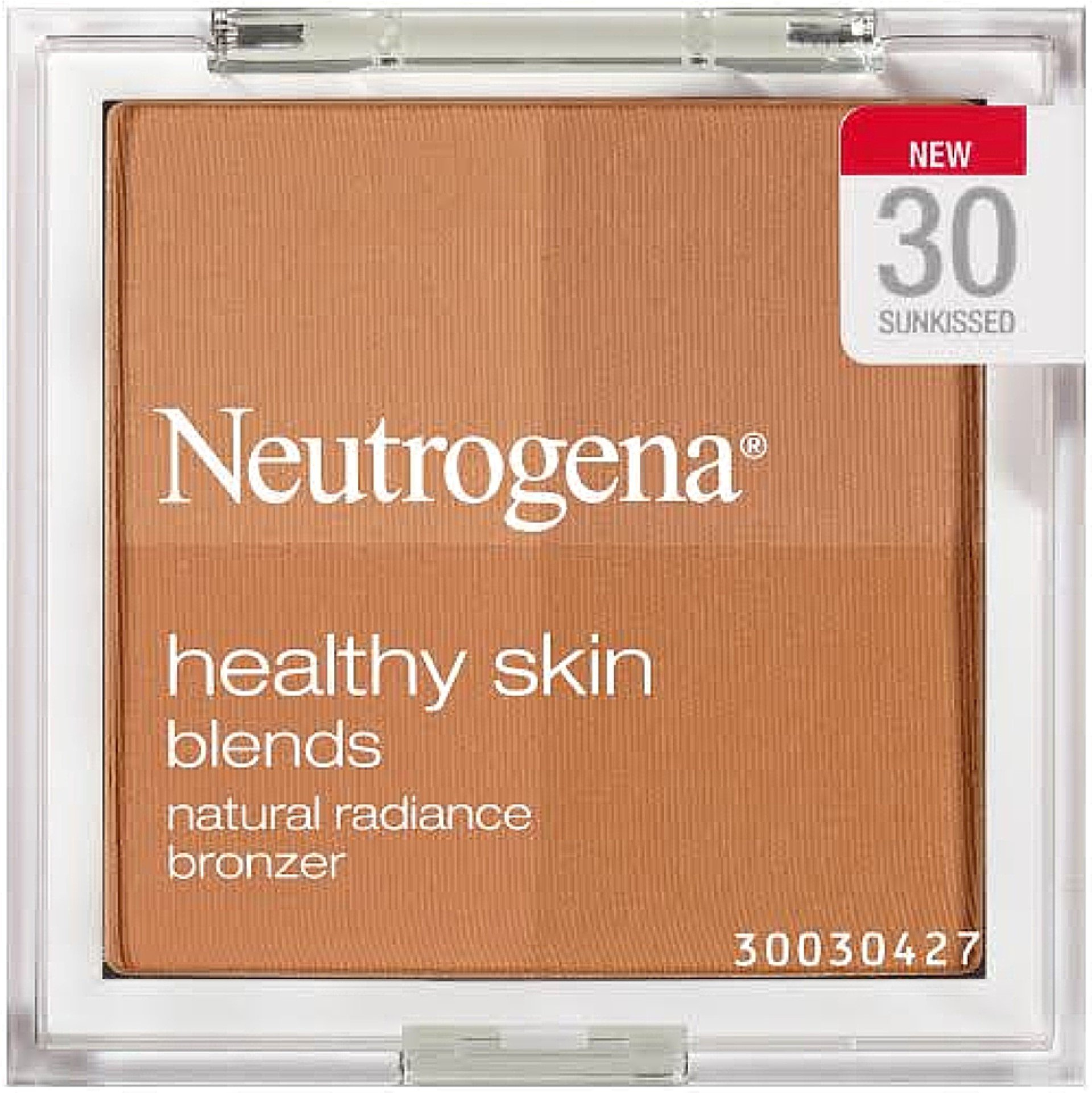 Neutrogena Healthy Skin Blends Natural Radiance Bronzer, Sunkissed 0.30 oz (10 Pack)