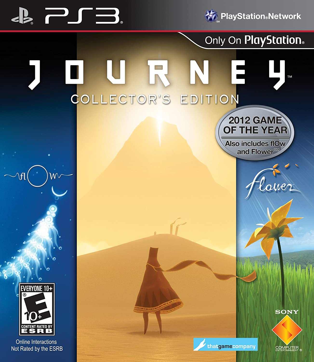 Journey Collector S Edition 輸入版 北米 Ps3