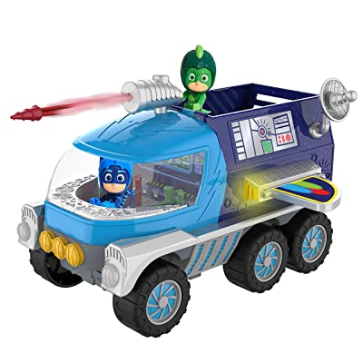 PJ Masks Super Moon Mega Rover: Toys & Games