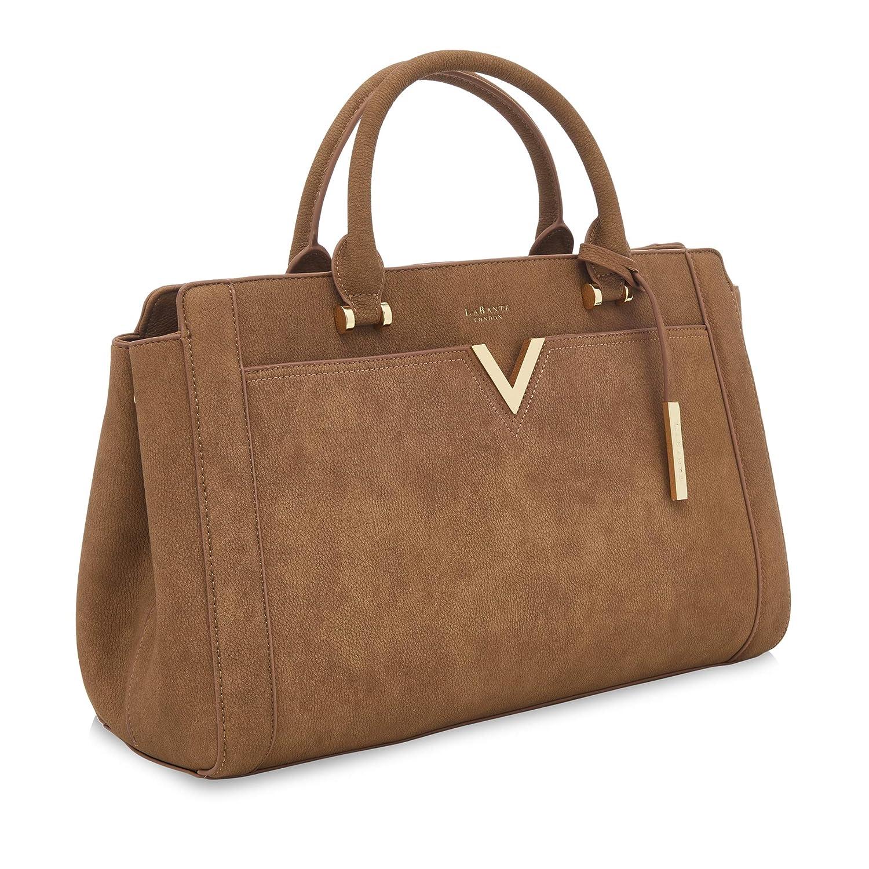 77354e0723fc LaBante - Dawson - Tote Bag Women Leather Laptop Bag
