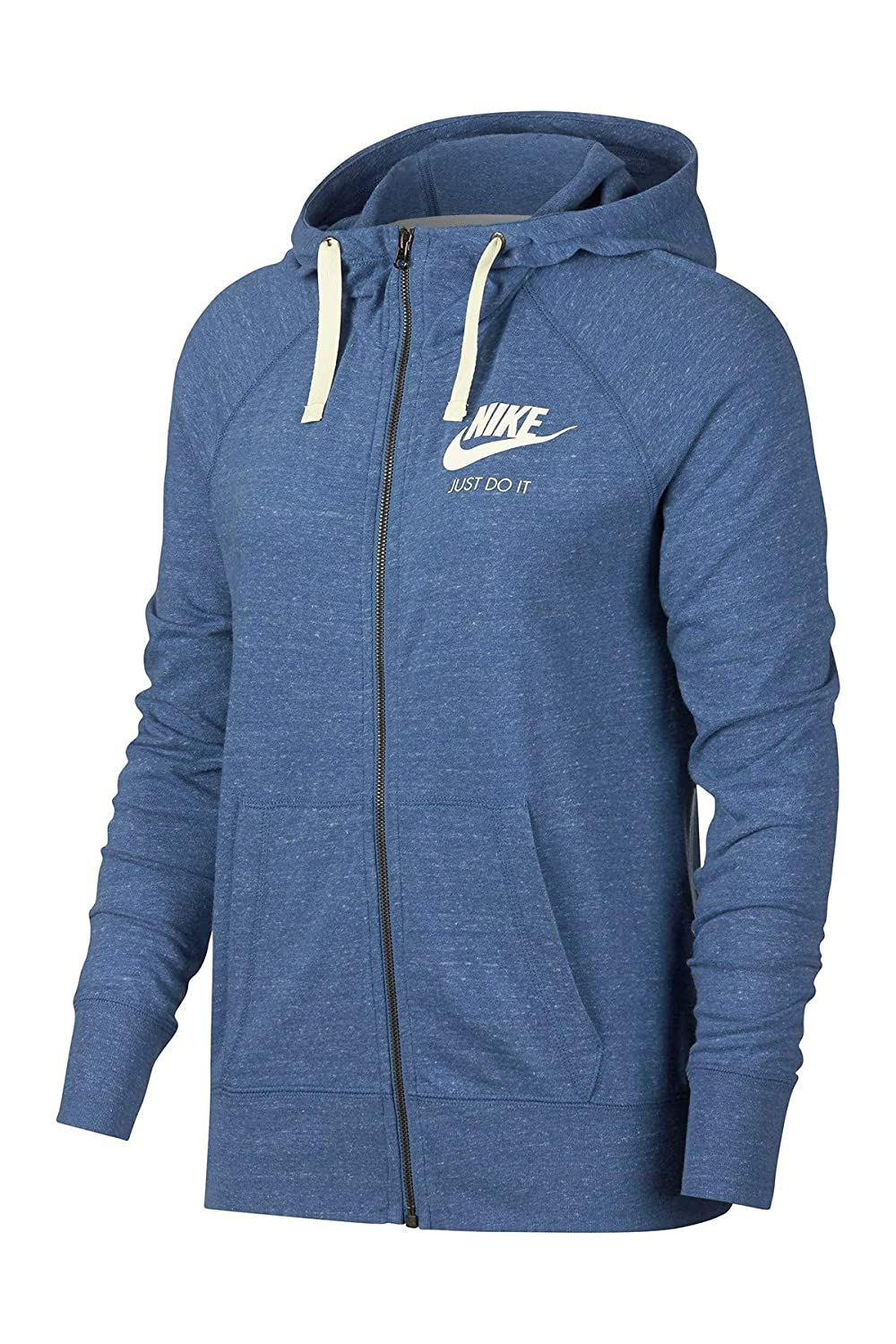 Amazon.com: Nike Womens Gym Vintage Full Zip Hoodie: Clothing