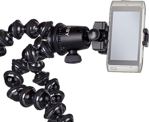 Joby GripTight Mount Soluzione di Aggancio per Smartphone Colore Nero