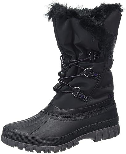 Skechers Damen Windom Stiefel  40 EUSchwarz (Black)