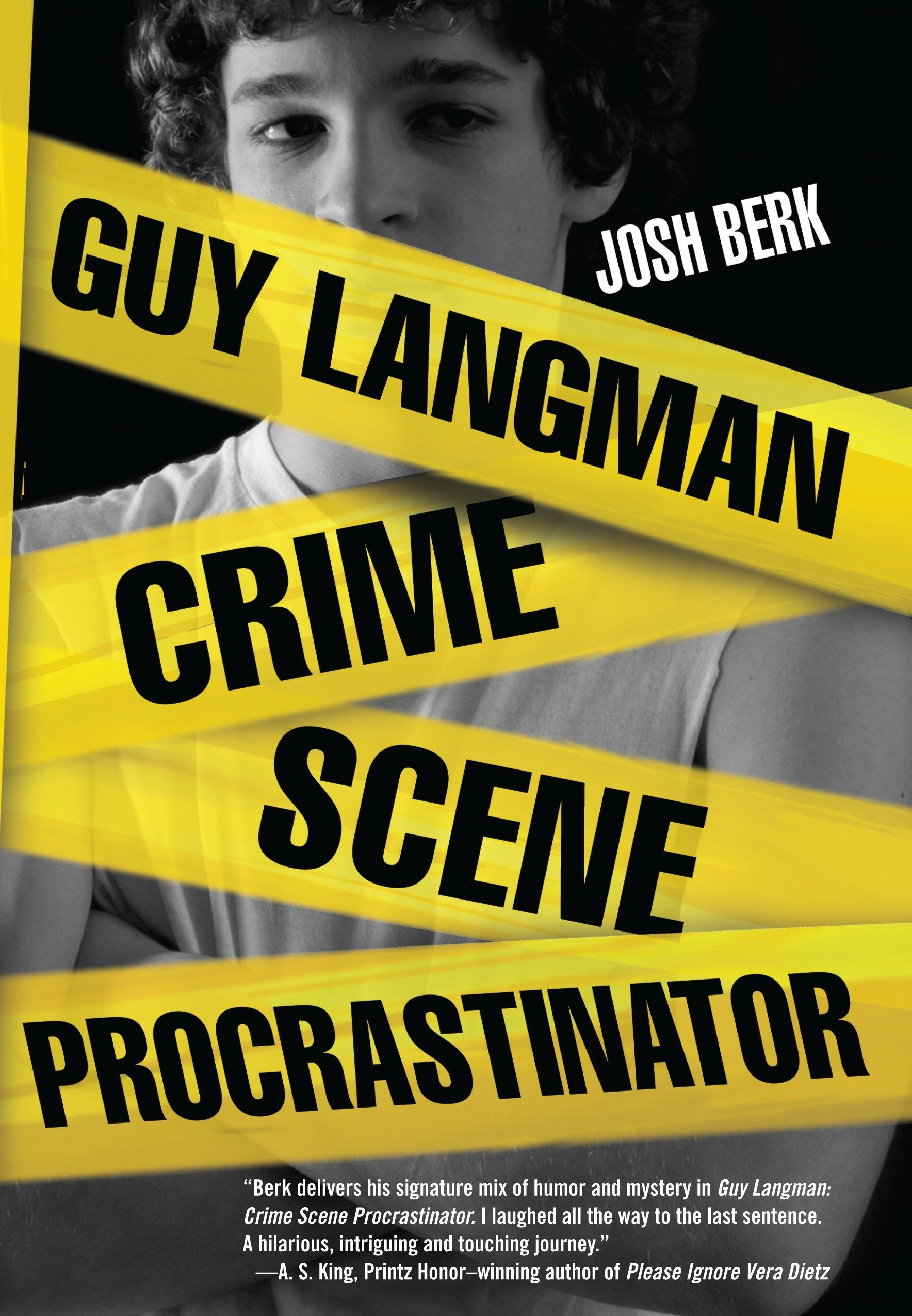 Download Guy Langman, Crime Scene Procrastinator pdf