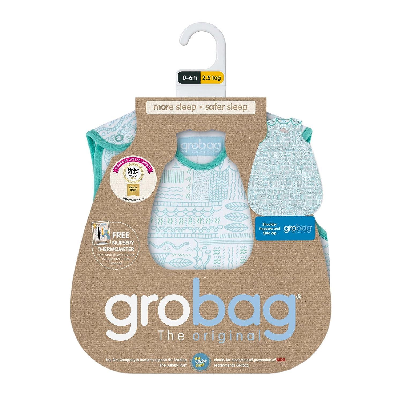 18-36 Months The Gro Company Cosmopolitan Grobag Baby Sleeping Bag 1.0 Tog
