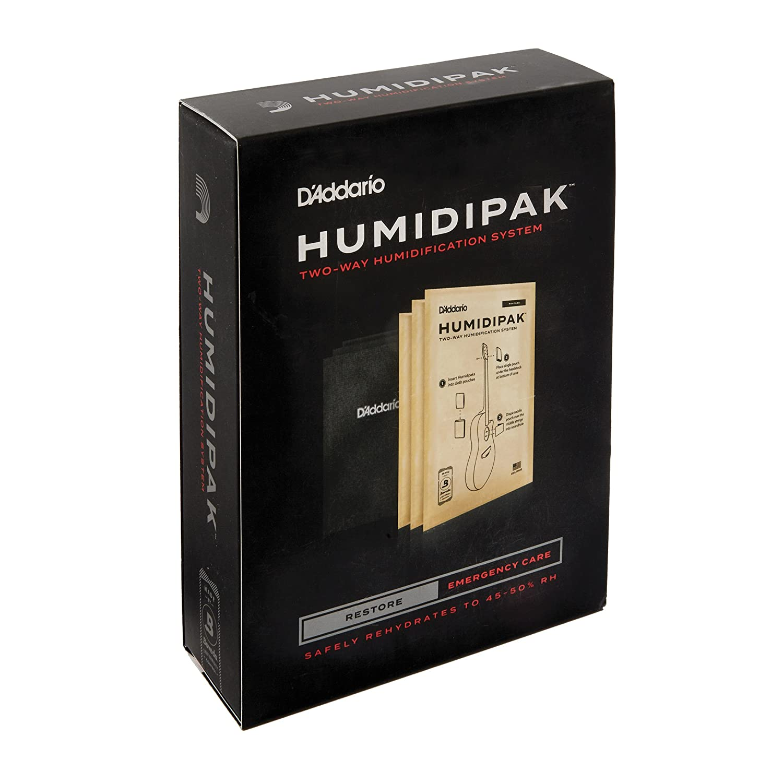 D'Addario PW-HPK-03 Humidipak Restore Kit D' Addario Ltd