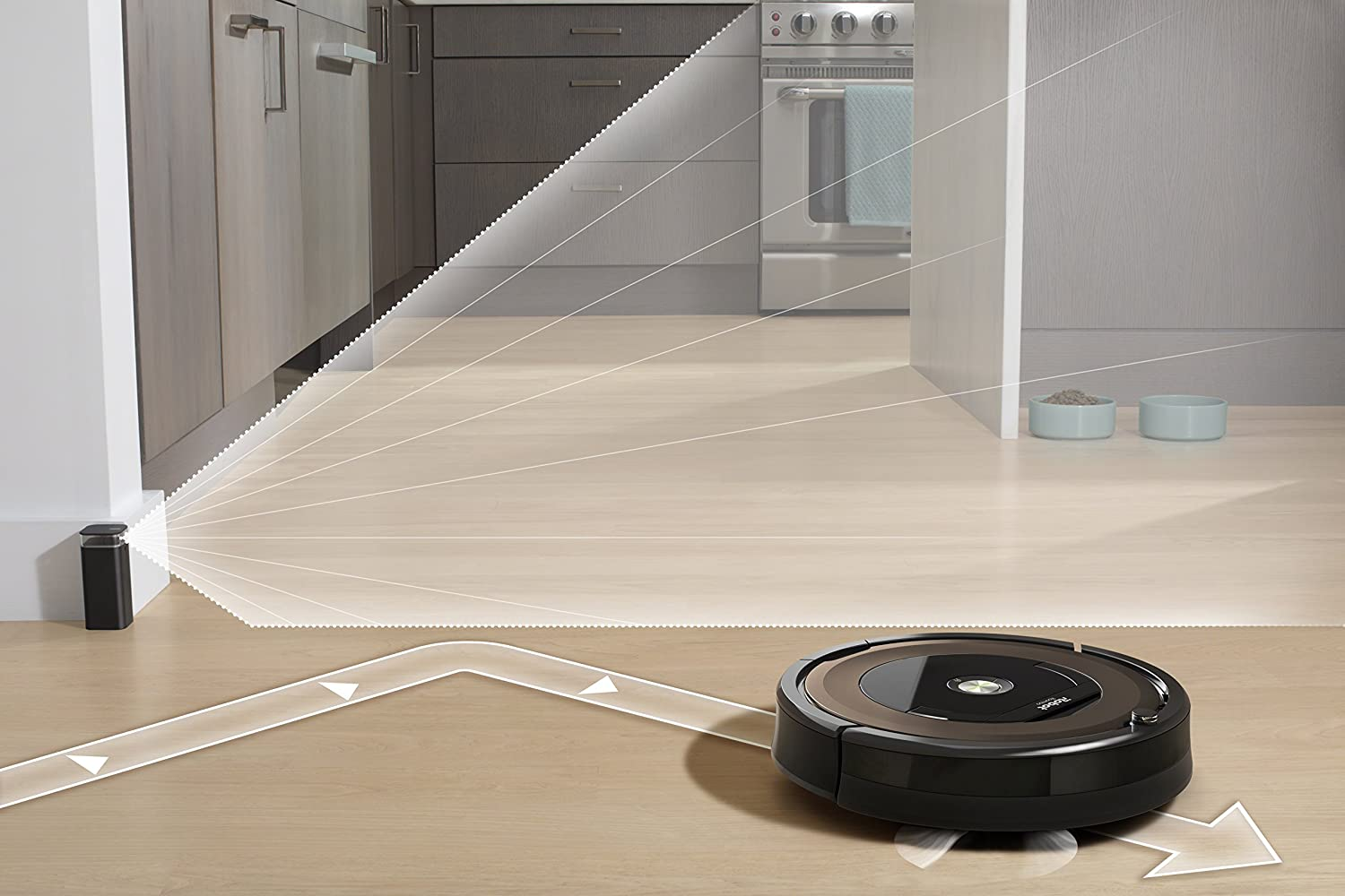 roomba 890 review pet hair
