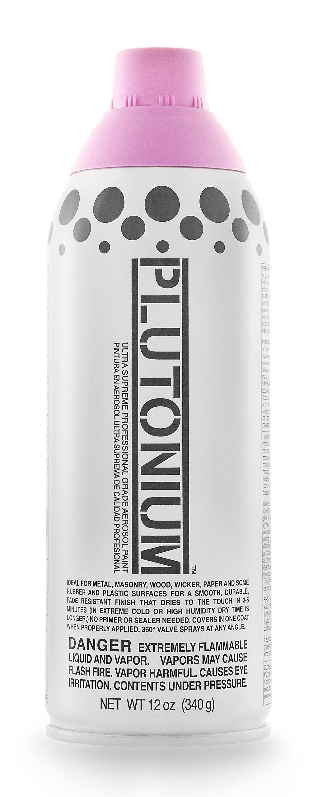 Plutonium Paint PLUTON-20110 Ultra Supreme Professional Aerosol Paint, 12-Ounce, Manko