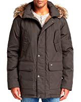 True Religion L/S Parka Winter Down Jacket - Mens