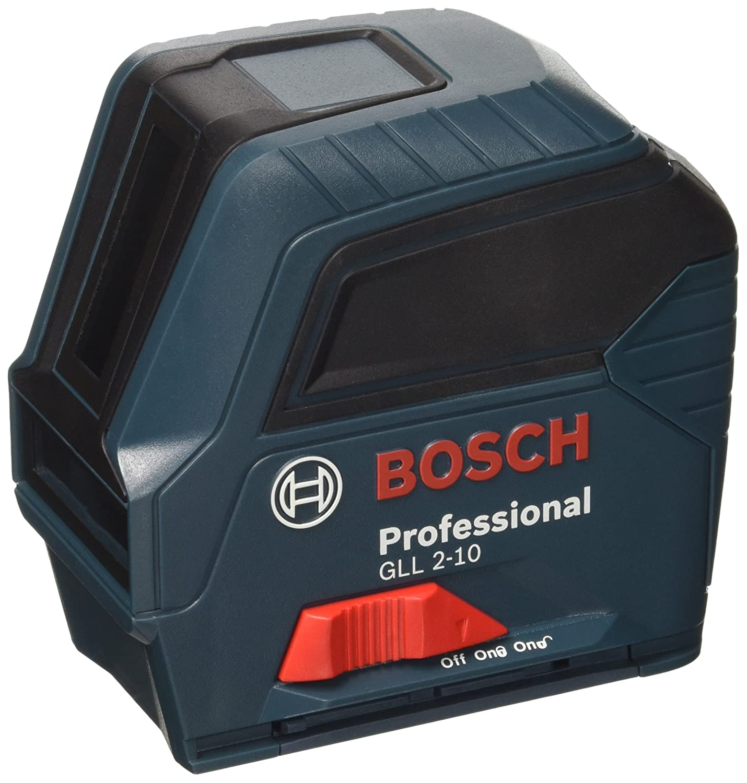 Bosch Professional Nivel láser de líneas GLL  alcance m bolsa de