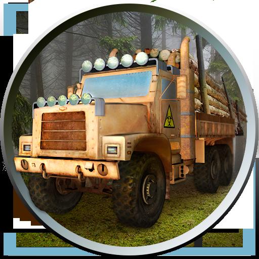Lumberjack Log - Log Truck Games