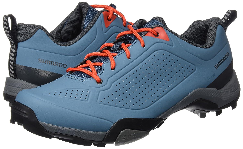 Shimano Scarpa MTB SH-MT300 Unisex Black Size 44: Amazon.es: Deportes y aire libre