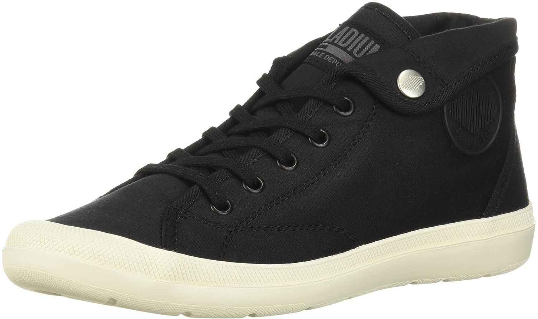 Palladium Women's Adventure CVS Sneaker B074B9429W 10 B(M) US|Black