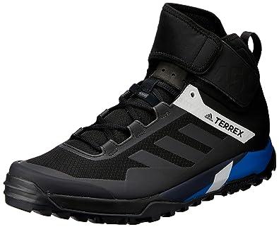 low priced 0f7e9 23692 adidas Men s Terrex Trail Cross Protect Nordic Walking Shoes, Blue Beauty  F10 Core Black