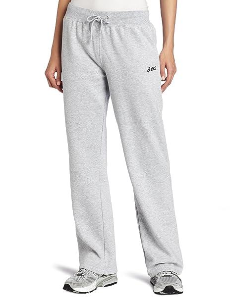 Asics Women's Fleece Pant, Heather Grey, ...