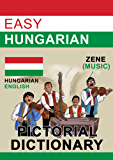 Easy Hungarian - Pictorial Dictionary