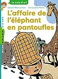 Félix File Filou, Tome 02: L'affaire de l'éléphant en pantoufles