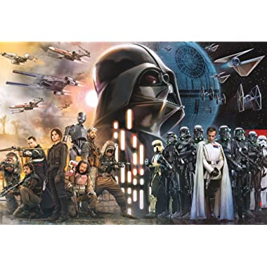 Star Wars: Rogue One - Rebellions are Built on Hope - 2000 Piece Jigsaw Puzzle