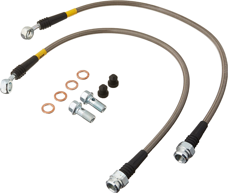 950.62500 Brake Line Kit Stainless Steel StopTech