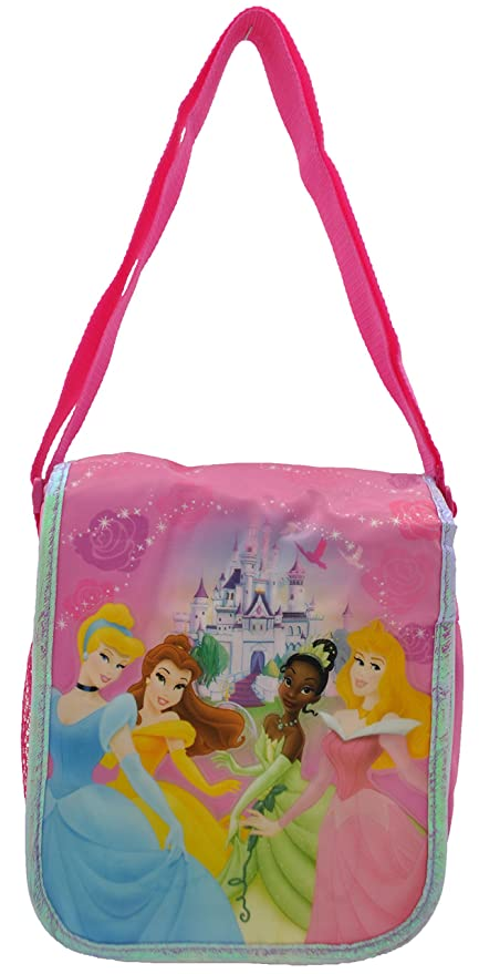 c302a44bbf4 Disney Princess Pink Insulated Lunch Bag